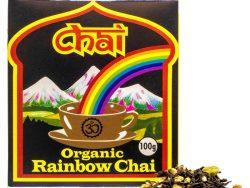Organic Rainbow Chai 100g