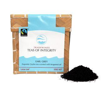 Tradewinds Earl Grey Loose Leaf Tea 200g