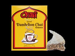 Spiced Dandelion Tea Bags x 24