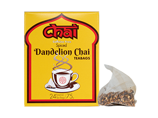 Spiced Dandelion 24 Tea Bags