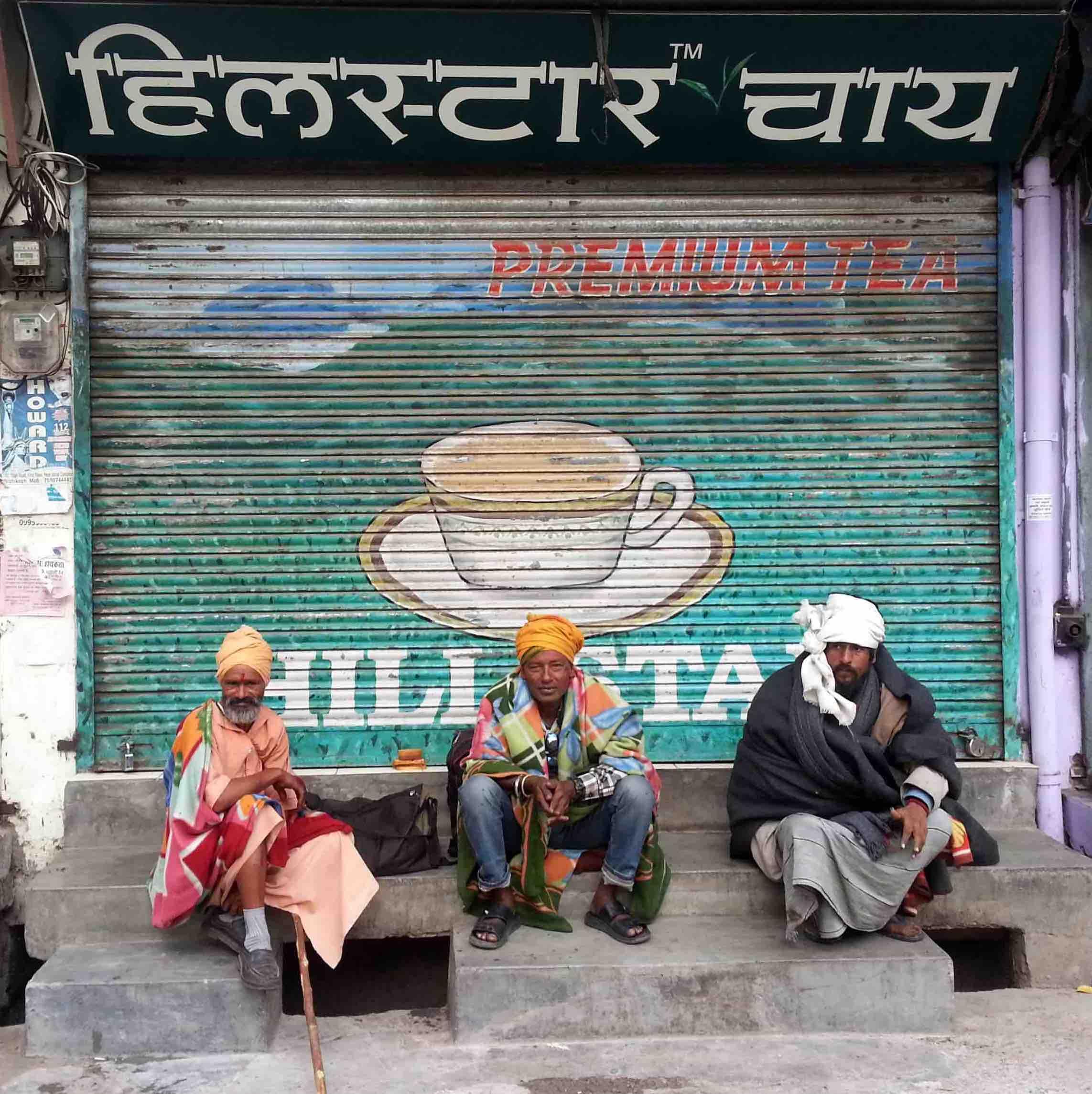 Rainbow Chai India
