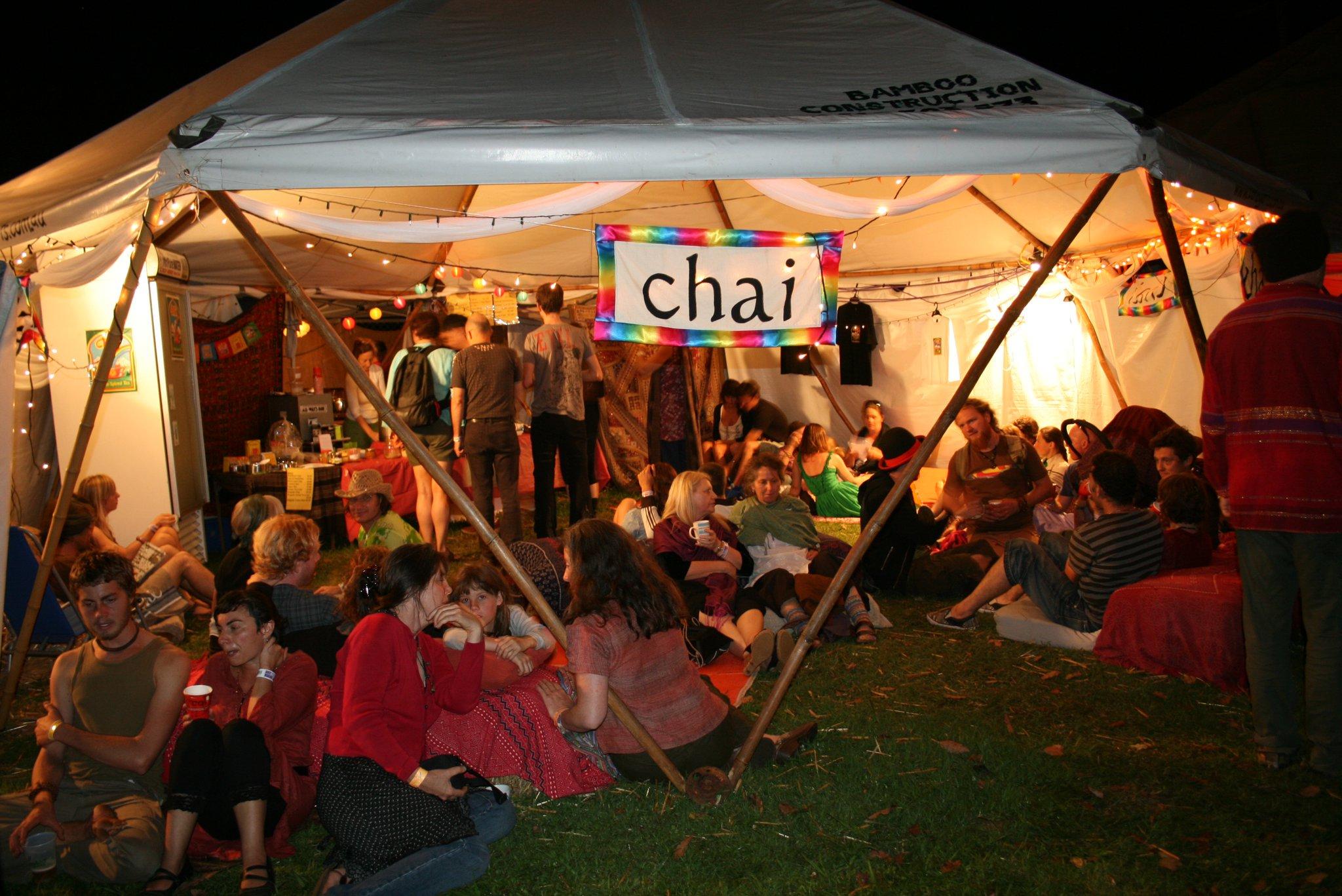 Chai Tent Global Carnival